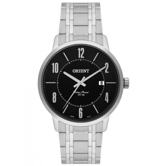 Relógio Orient Mbss1273 P2sx Masculin Eternal Pret- Refinado