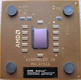Processador Computador Pc Amd 462 Athlon Xp 2000 1.6ghz