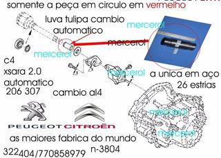 Juncão Do Semi Eixo 306/307/308/c4/c3/c5/c8 Lado Direito