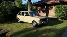 Fiat 128 Rural 1300 1974
