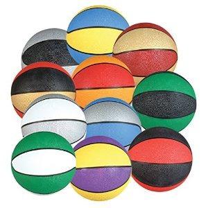 Favor Mini Partido De Baloncesto (7 In) Colores Surtidos