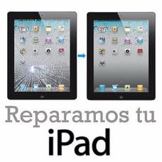 Reparacion Service Arreglo Pantalla Ipad Apple 2 3 4 5