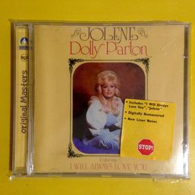 Cd Dolly Parton . Jolene - Importado