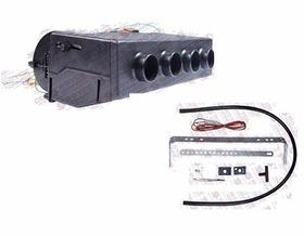 Caixa Evaporadora Universal Frente 4 Furos - 12 Volts