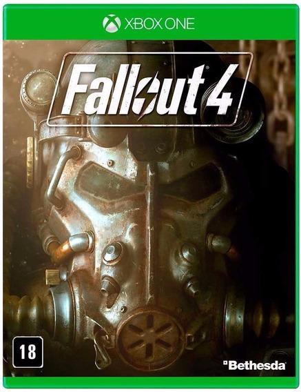 Fallout 4 (mídia Física) - Xbox One