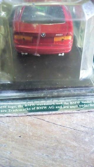 Castelo Antiguidade Carro Bmw 850i Brinquedo Antigo Caixa