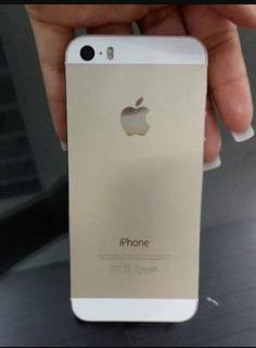 Celular iPhone 5s 4g Dourado Original 16 Gb