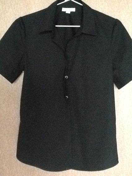 Camisa Calvin Klein Negra Xs