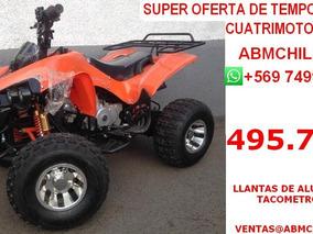 Moto Raptor Aro 8 125cc Oferta De Navidad A 462.184+iva