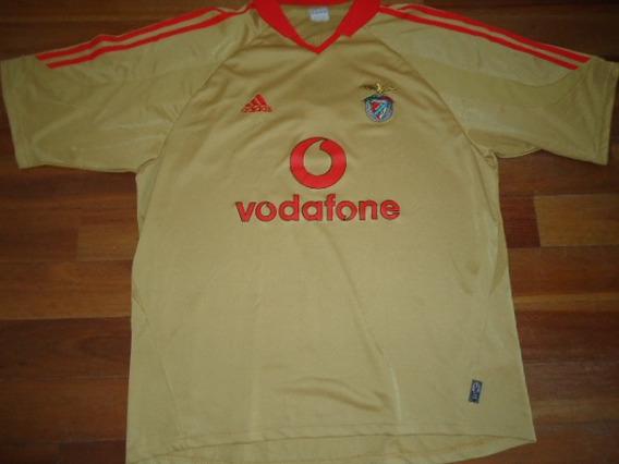 Exclusiva Camiseta Benfica Edicion Limitada Dorada !!