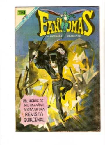 Imagen 1 de 2 de Fantomas No.1 Novaro
