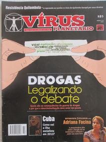 Revista Virus Drogas Legalizando O Debate Nº 14