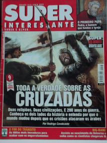 Revista-super Interessante:edição:213-cruzadas,big Bang