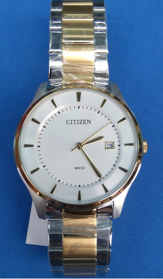 Reloj Citizen Combinado Bd0048-55a Cuarzo Hombre