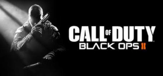 Bo2 Xbox 360 Black Ops 2 Xbox 360 - Não É Cd -leia Descrição