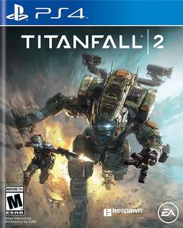 Titanfall 2 Ps4 Fisico Nuevo Sellado
