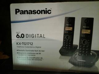 Telefono Panasonic Doble Nuevo