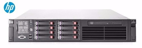 Servidor Hp Dl380 G6 Xeon Quad Core 16gb Ddr3 292gb Sas