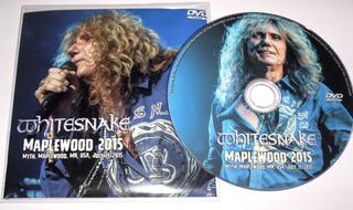 Whitesnake Maplewood 2015 Dvd
