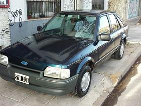 Ford Escort Ghia Sx 93 1.8 Full 17400 Km (reales) Motor Audi