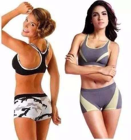 Moldes Patrones Top Deportivo Y Short Femenino Material 2016