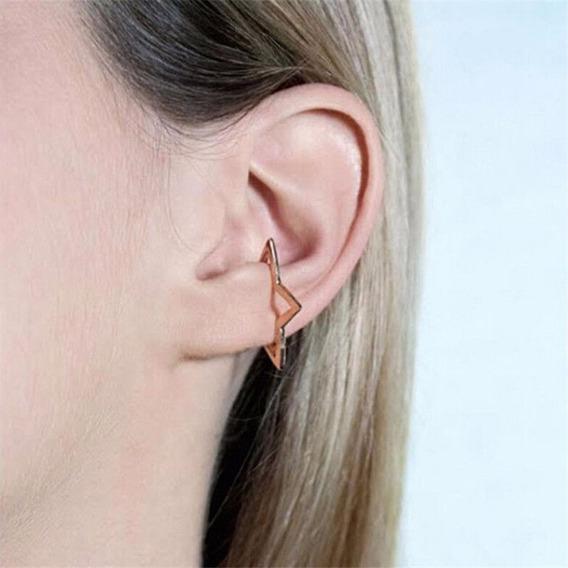 Ear Cuff, Brinco De Encaixe, Brinco De Pressão, Multiuso
