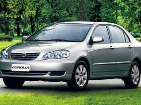 Sucata Toyota Corola 2007 Automatico Para Retirada De Peças