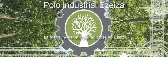 Lotes Y Terrenos En Alquiler Y Venta Polo Industrial Ezeiza.