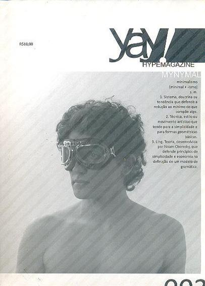 Revista Yay: Raimundo Andrade / Especial Piauí Fashion