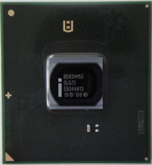 Chipset Bga Bd82hm55 Slgz -- 82hm55 - Novo Com Esferas
