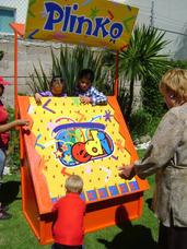 Juegos De Miniferia, Deztreza, Azar, Stands Fabricacion
