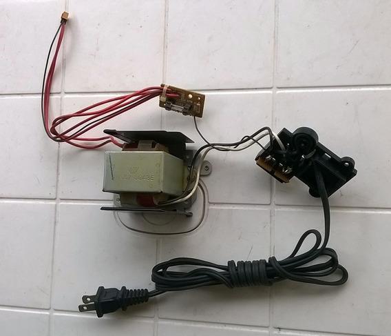 Transformador De Força Do Mini System Aiwa Lcx-110u