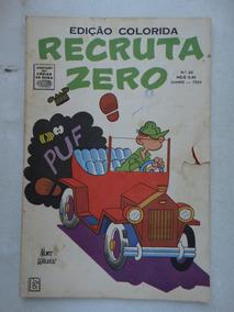 Recruta Zero Nº 60! Rge Junho 1968!