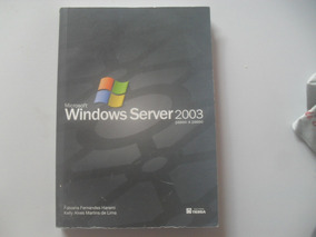 Microsoft Windows Server 2003 Em Portugues