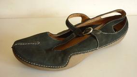 Zapato Vestir Dama Clarks Talla 41 100% Cuero