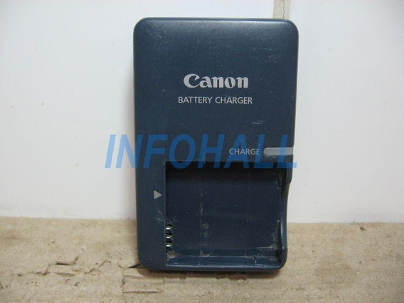Carregador De Bateria Canon Cb-2lv G
