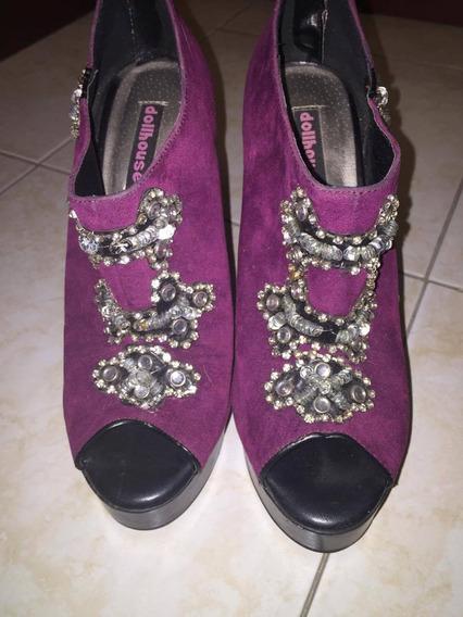 Zapatos Dollhouse 8 Americano