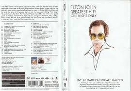 Elton John Dvd Greatest Hits