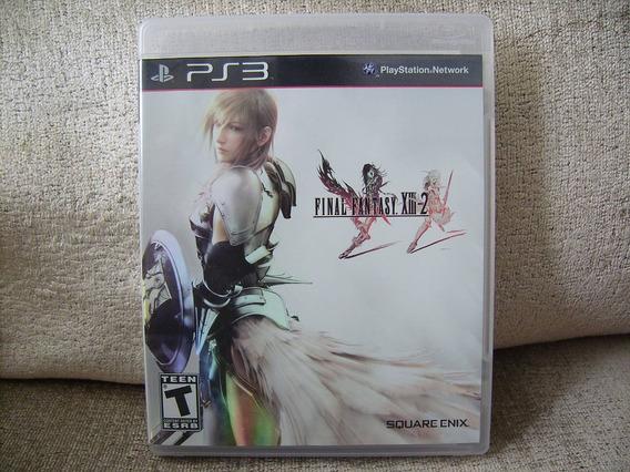 Game Final Fantasy Xiii-2 / 13-2 Do Playstation3