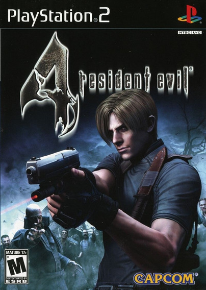 Resident Evil4 Dublado Patch Play2