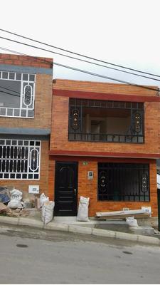 Vendo Hermosa Casa Para Estrenar, Usme Bogotá D.c.