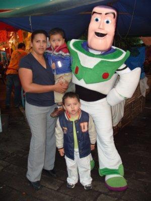 Botarga De Buzz Lightyear