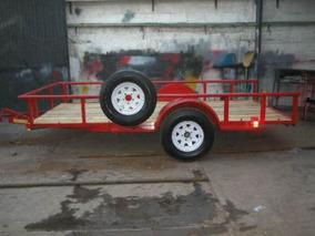 Remolque Multiusos Camionetas Camiones Autos Motos Mty 18