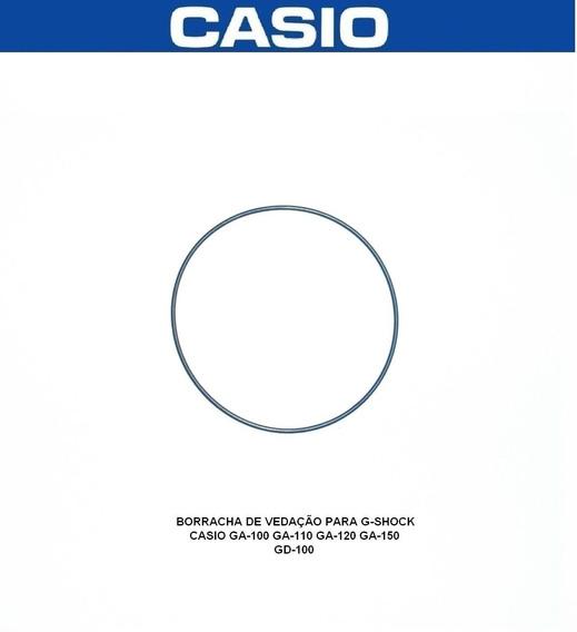 Vedação Fundo Casio Ga-100 Ga-110 Gd-100 Ga-120 Original
