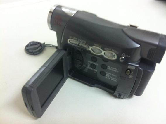 Filmadora Canon Zr 400 Digital Vídeo