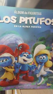 Album De Figuritas De Los Pitufos