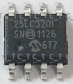 Memoria Eprom Soic 8 25lc320 25c320 - Envio Por Carta