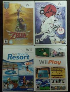 Juegos Wii - Usados