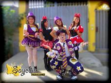 Show Infantil A1 - Doctor Claun - Baby Shower - Payaso