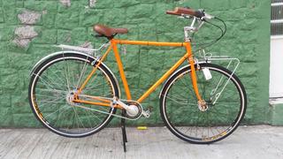 Bicicleta Monark 10 Retro Kit Nexus 8 Bike Aro 26